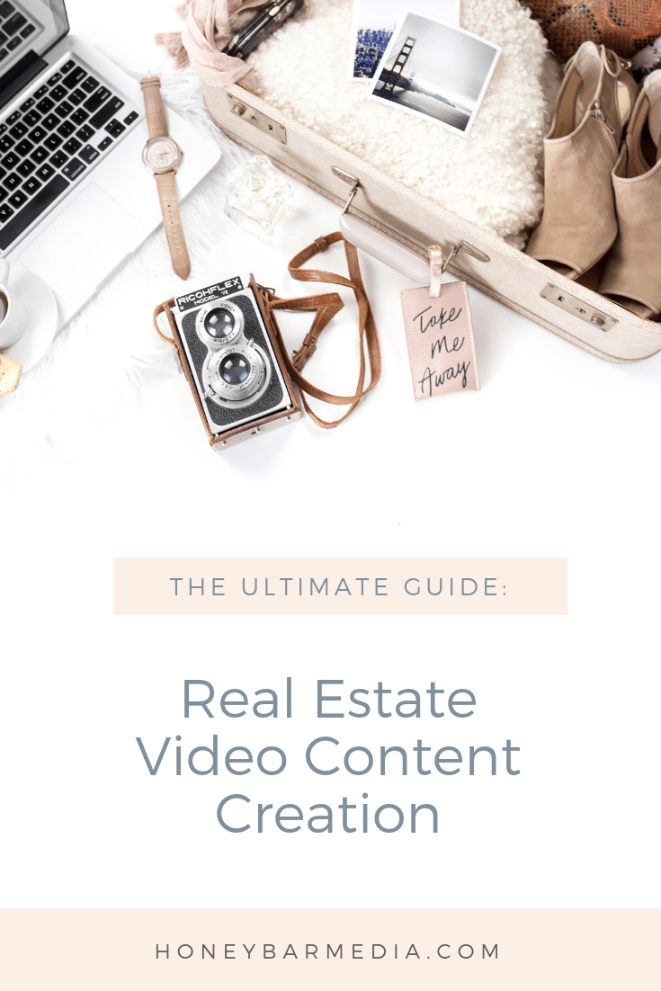 Real Estate Video Marketing is one of the most powerful lead generators that an agent can implement in their business. Repin, and then read to find out how to create a whole month's worth of real estate content in one day! #realestateblogger #realtor #realestateagent #realtorlife #realestatelife #realestatebroker #allthingsrealestate #realestatemarketing #realestateagents #realestateexperts #realestatenews